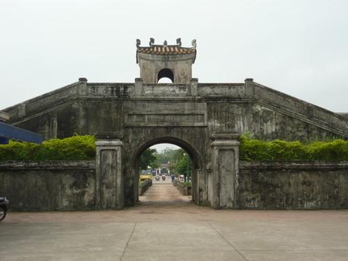 Quang Tri citadel embraces a glorious history