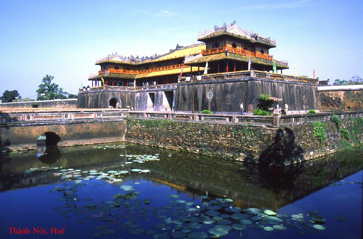 Hue- a romantic city