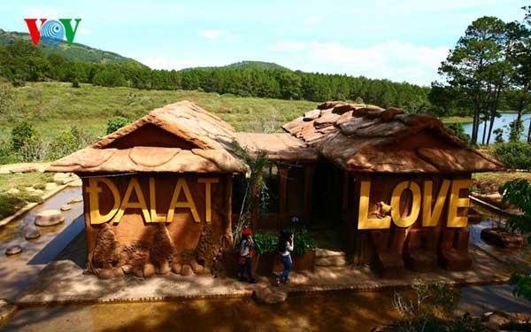 Incredible basaltic clay villa in Da Lat