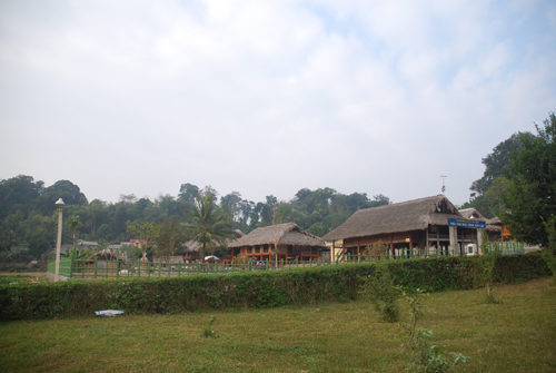 New rural development in Tan Trao