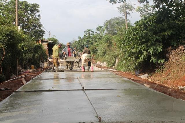 Dak Lak's new rural development experiences