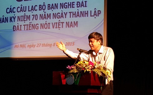 VOV listeners clubs gathering in Hanoi