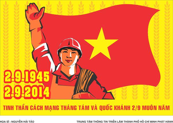 Revolutionary propaganda pictures- valuable treasures of Vietnam arts