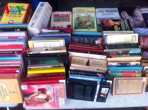 Old books encourage reading habit