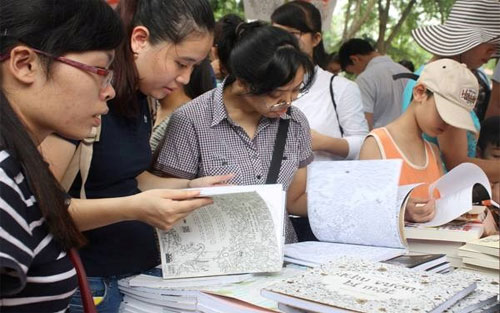 5th Vietnam International Book Fair