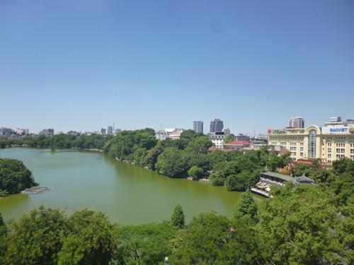 Hanoi – ancient, dynamic capital of Vietnam