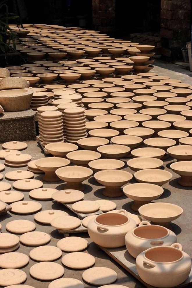 Thousand-year-old Kim Lan ceramic village
