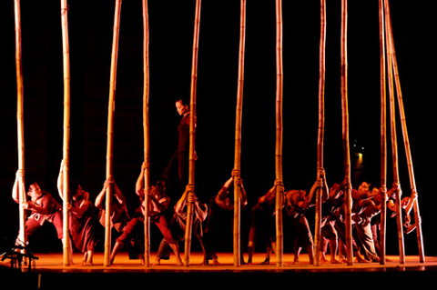 """""""My village"""" circus and the story of cultural integration"""