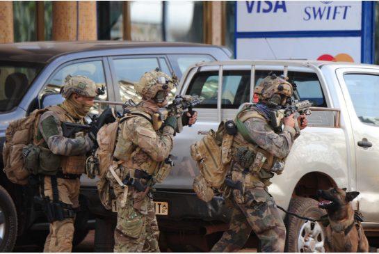 Nations condemn attack on Burkina Faso hotel