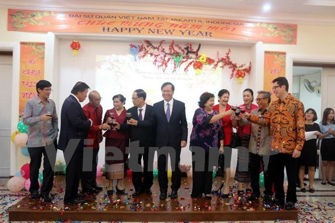 Overseas Vietnamese celebrate traditional Lunar New Year