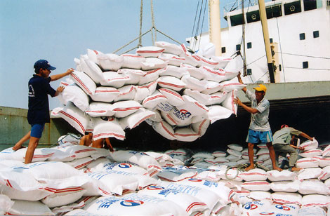 Vietnam expands rice export market