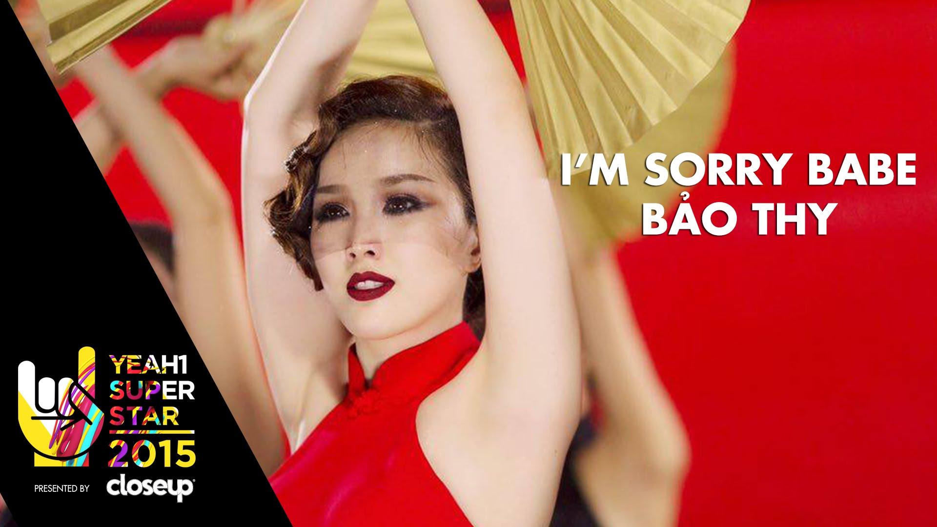 I'm Sorry Babe - Bao Thy