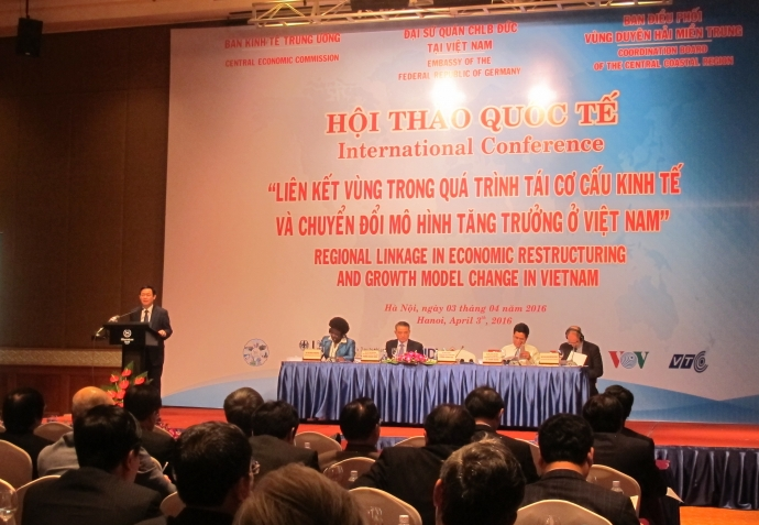 Enhancing local linkage in national economic reform