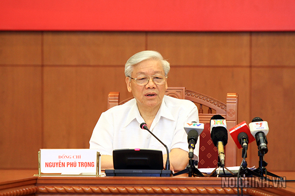 Central Steering Committee for Anti-Corruption to meet on April 18