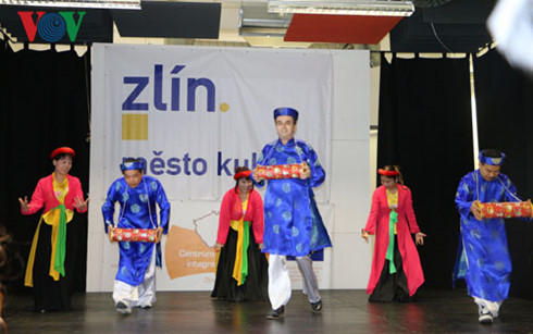 Promoting Vietnam's culture at Czech's Multicultural festival