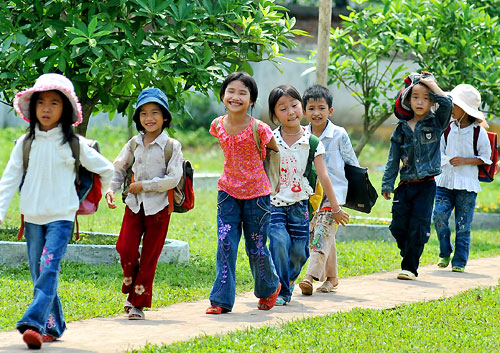 Schooling opportunity for poor students