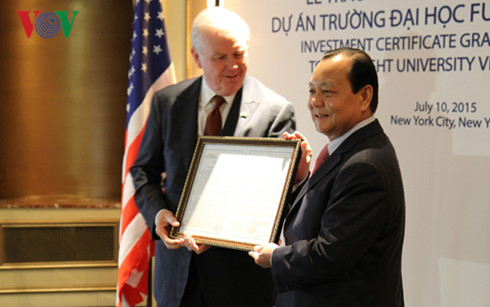 Educational cooperation promotes Vietnam-US ties