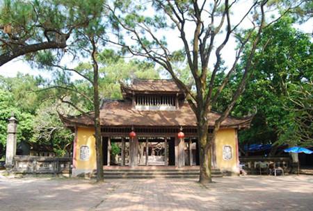 Con Son pagoda reflects Vietnamese soul