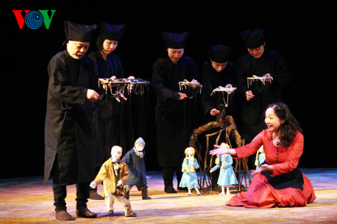 Vietnam-Japan theatrical collaboration