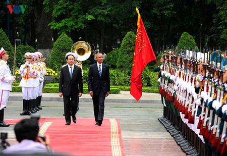 Boosting Vietnam-US comprehensive partnership