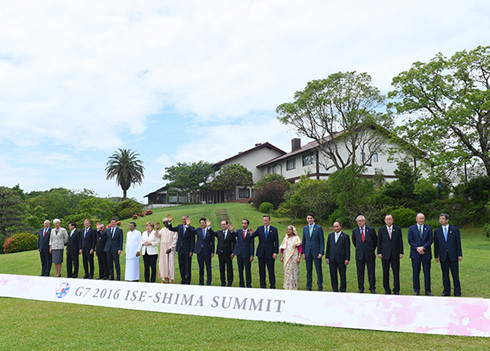 Prime Minister concludes Japan visit after attending expanded G7 Summit