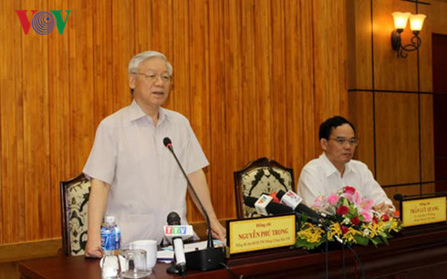 Tay Ninh urged to tap potential, advantages for economic development