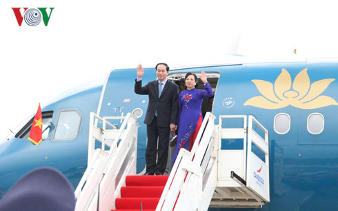 Significance of the President's trip to Laos and Cambodia