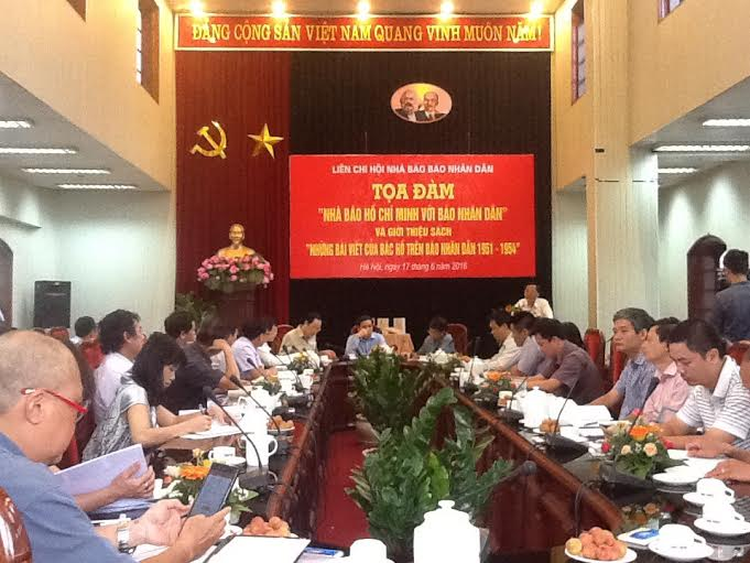 Seminar on President Ho Chi Minh opens