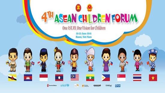 Vietnam hosts 4th ASEAN children forum
