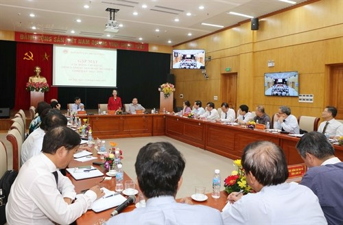 Diplomats to foster Vietnam's relations with foreign countries