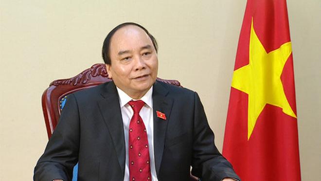 PM Nguyen Xuan Phuc receives former Australian PM Kevin Rudd