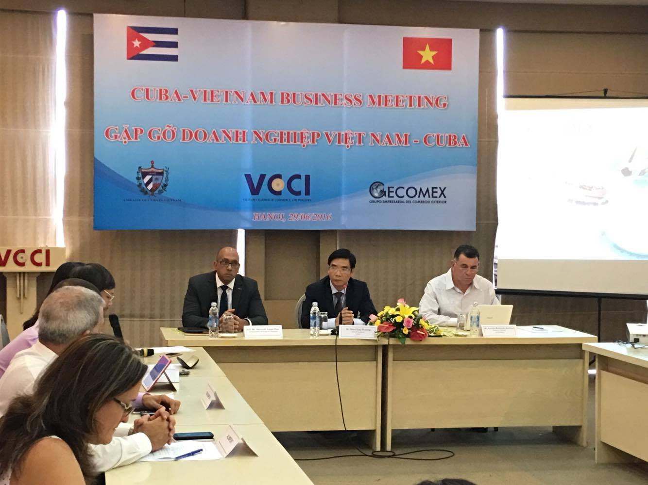 Boosting Vietnam-Cuba trade cooperation