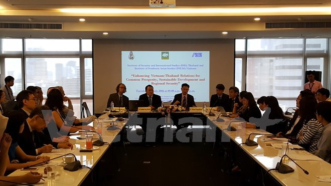 Conference on intensifying Vietnam - Thailand ties opens