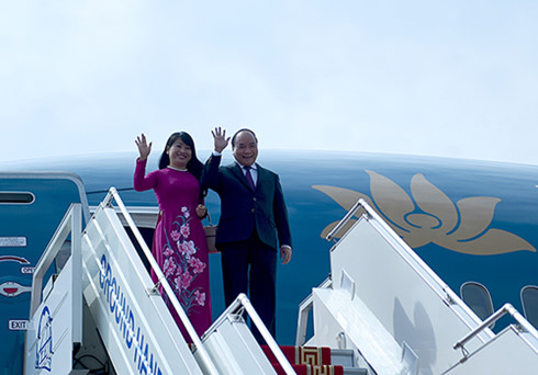 Vietnam enhances relations with Mongolia, ASEM members