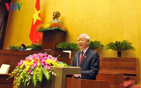14th NA will be a milestone in Vietnamese legislature's development