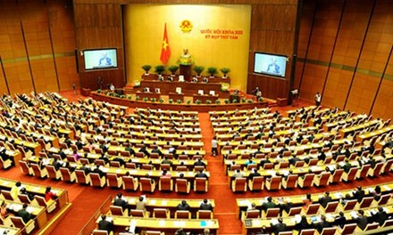 Young National Assembly deputies trained in diplomatic skills