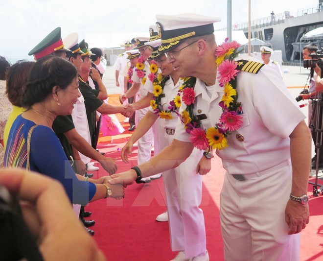 Pacific Partnership Program 2016 concludes activities in Vietnam