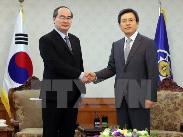 VFF President concludes official visit to RoK
