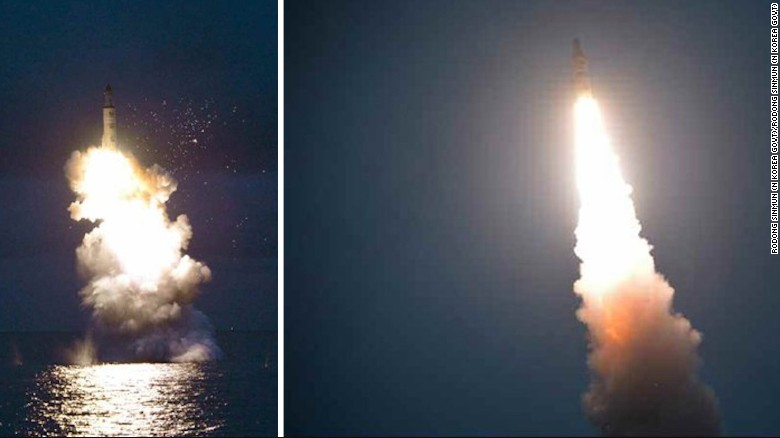 South Korea, US, Japan seek retaliatory actions over North Korea's missile launch