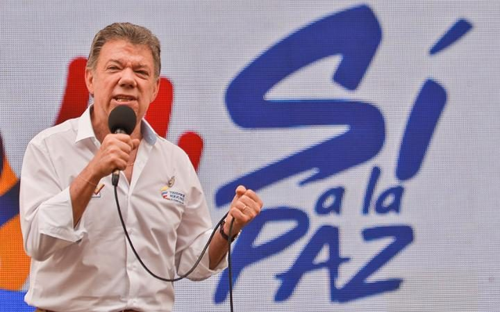 Colombia and FARC reach historic peace agreement to end five decades of conflict