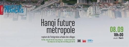 Exhibition on the development of Hanoi