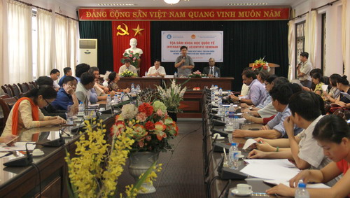 Vietnam-India relations in the Asia-Pacific's century workshop in Thai Nguyen