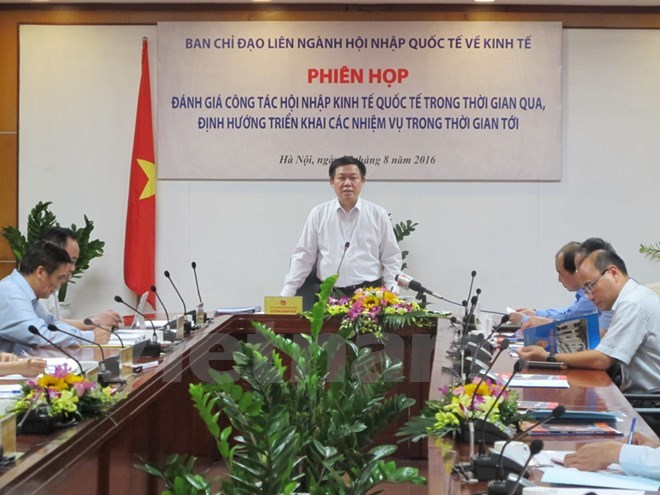 Vietnam integrates deeply into the global economy