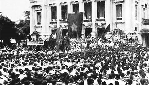 Memories of the August Revolution