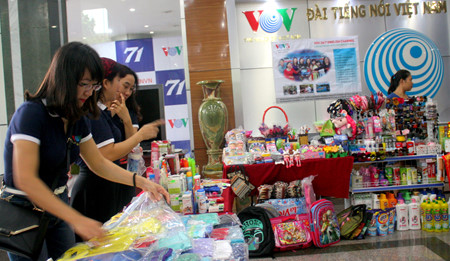 2016 Charity Fair on 71st founding anniversary of VOV