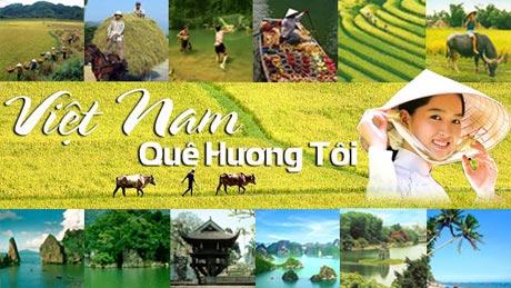 Vietnam, my homeland _ Various artists
