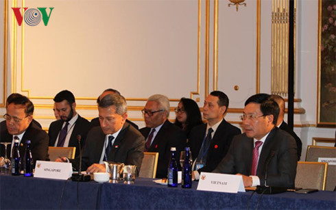 Vietnam attends Unofficial ASEAN-US Foreign Ministers' Meeting