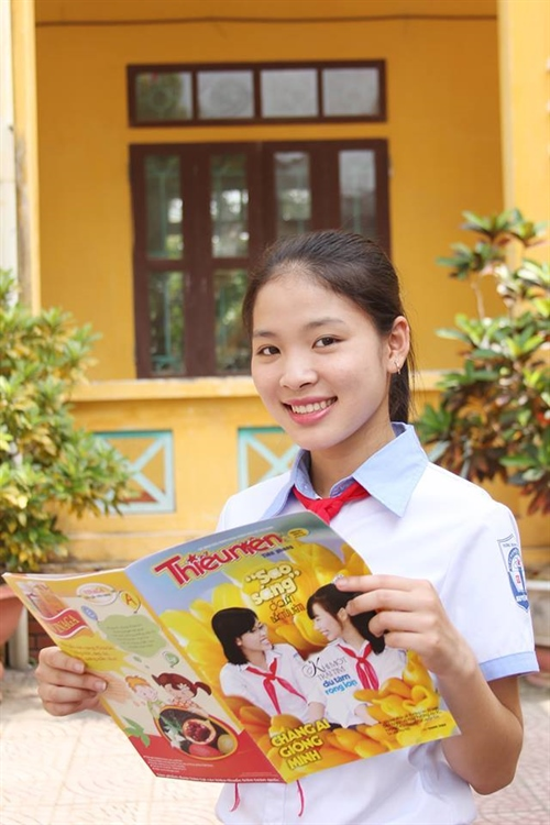 Vietnamese student win 45th Letter Writing Competition