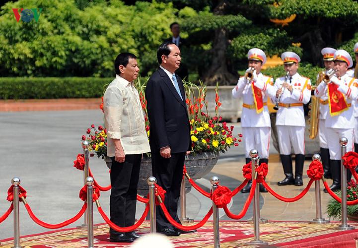 Vietnam, Philippines issue joint statement