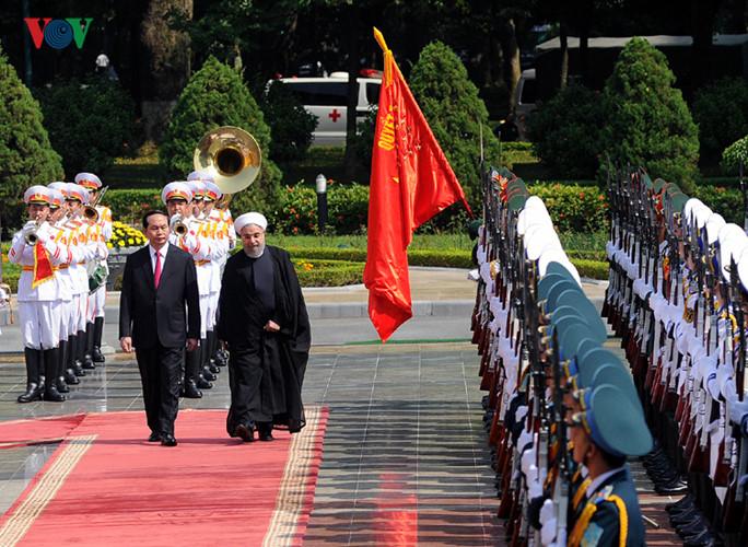 Vietnam, Iran enhance cooperation